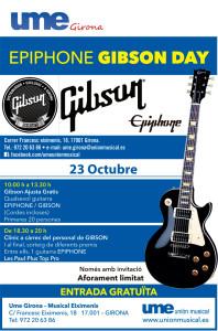Guitarras Epiphone Gibson