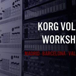 korg volka workshop