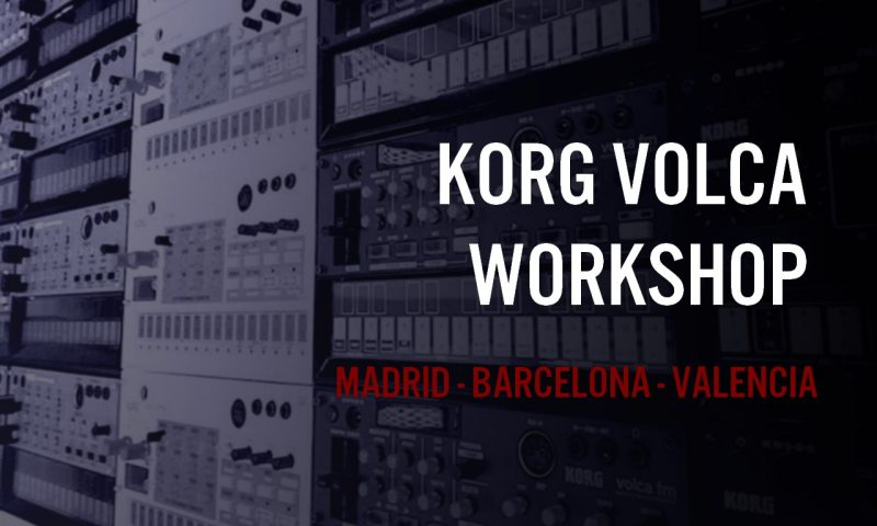 korg volka workshop