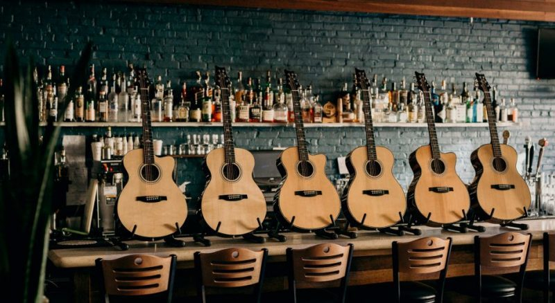 Guitarras acusticas prs se 2018
