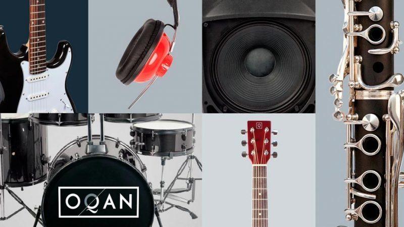 Instrumentos de viento OQAN