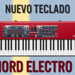 teclado nord DES