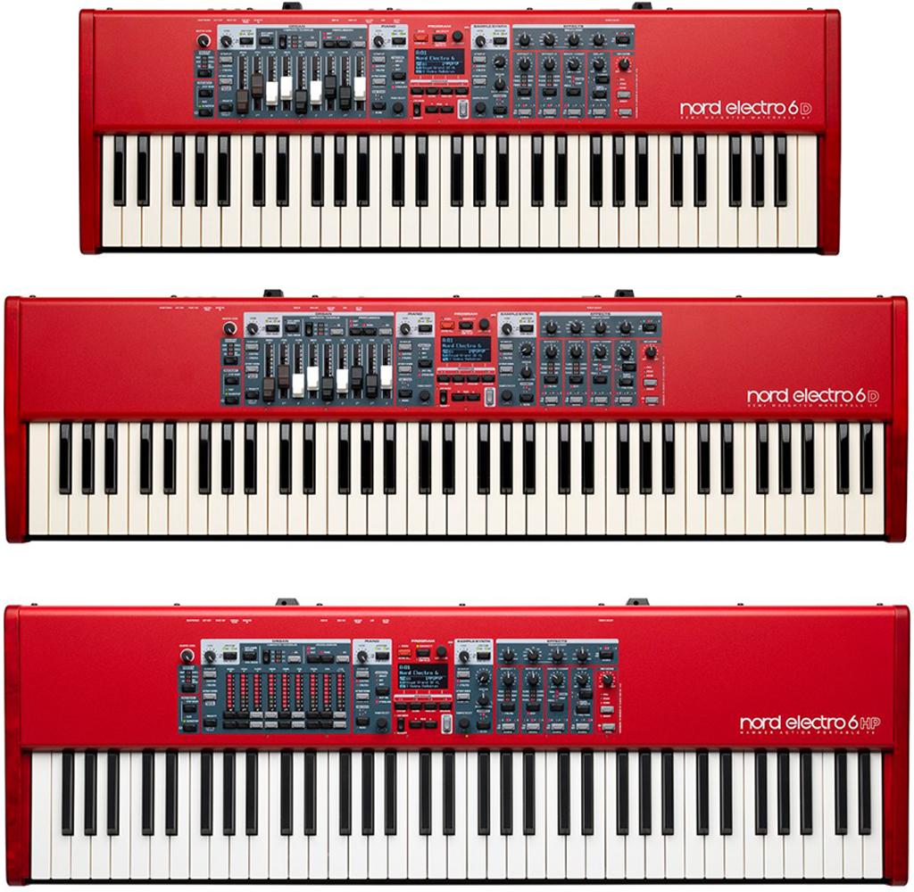 teclado nord 6