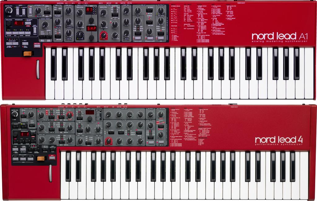 teclado nord 1