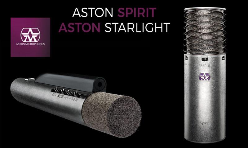 Auriculares Aston Starlight-Spirit DES