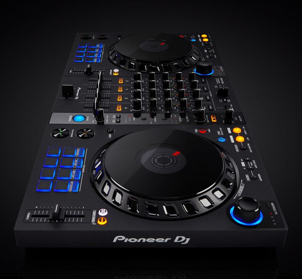 Pioneer DJ presenta el controlador DJ de 4 canales para rekordbox y Serato DJ Pro: DDJ-FLX6
