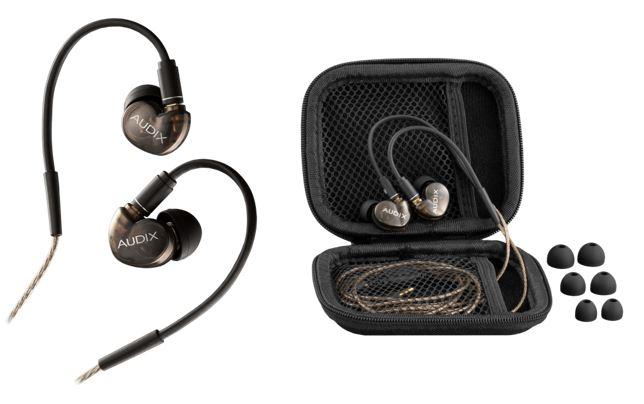 auriculares para directo Audix A10 y A10X