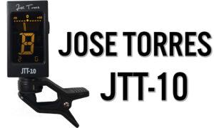 Afinadores de guitarra Jose Torres