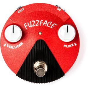 Pedales de Efecto para Guitarra FUZZFACE