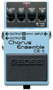 Pedales de Efecto para Guitarra CE-5