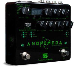 Pedales de Efecto para Guitarra ANDROMEDA