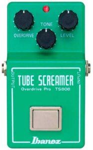Pedales de Efecto para Guitarra TUBE SCREAMER