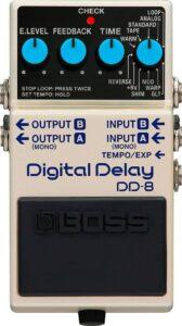 Pedales de Efecto para Guitarra DD-8