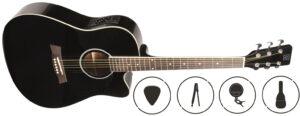 Guitarra acústica OQAN