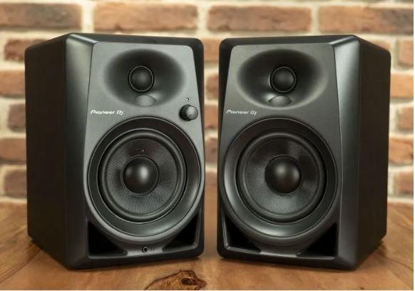 Monitores Pioneer DJ-DM40
