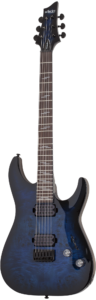 Descubre las guitarras de Schecter OMEN