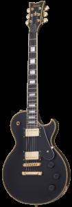 Descubre las guitarras de Schecter SOLO II CUSTOM