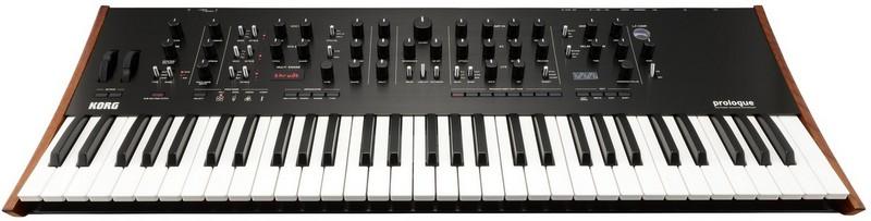 Teclado sintetizador Korg Prologue 16