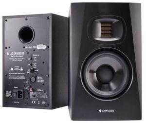 Monitores T5V Adam Audio