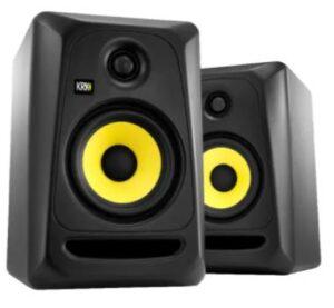 Monitores activos KRK Classic 5