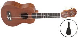 aprender a tocar el ukelele soprano